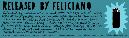 Feliciano Sampler Light It Up Luke Godwin