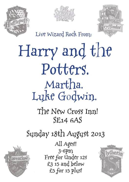 HATP Martha Luke Godwin New Cross Inn