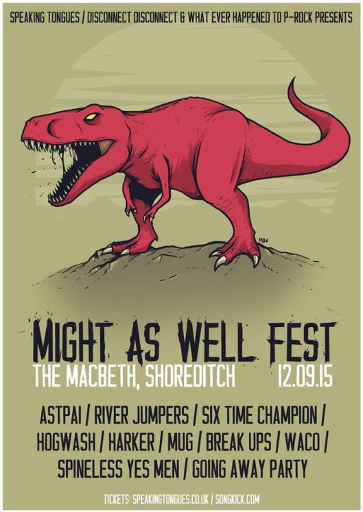 Might as Well Fest 2015
